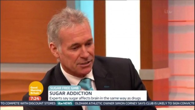 Dr Peeke on Good Morning Britain HD
