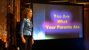 Epigenetic transformation — you are what your grandparents ate: Pamela Peeke at TEDxLowerEastSide